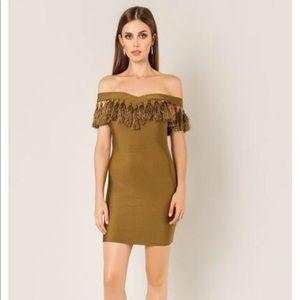 Dresses & Skirts - Tassel Bandage Dress